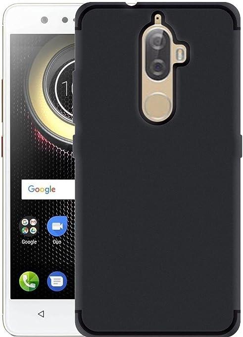 Kolorfame Back Cover for Lenovo K8 Plus: Amazon in: Electronics