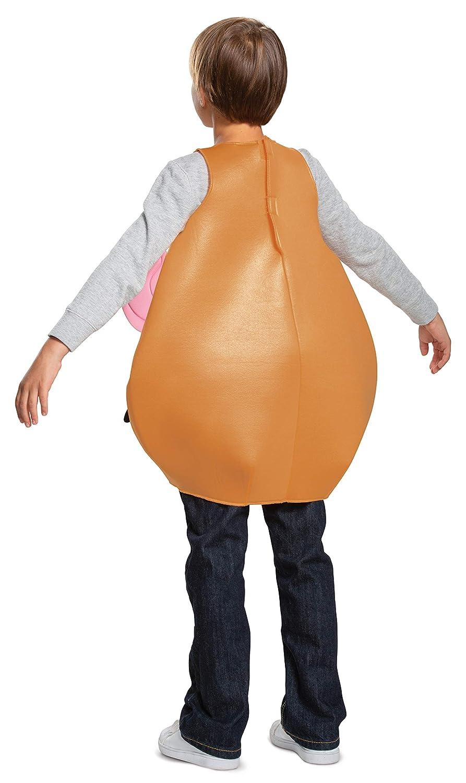 Mrs.//Mr Potato Head Deluxe Costume Brown