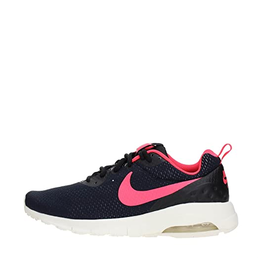 fa83d27601 Nike AIR MAX Motion LW – Sneaker, Herren, Schwarz (Black/Solar red ...