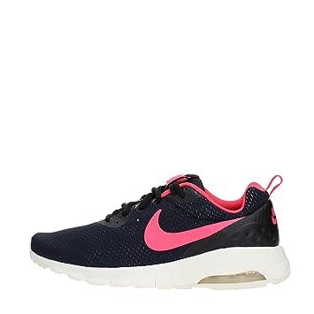 Nike NIKE AIR MAX Motion LW – Sneaker, Herren, Schwarz (Black/Solar
