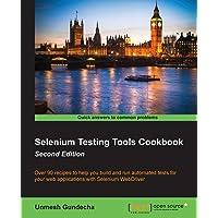 Selenium Testing Tools Cookbook -