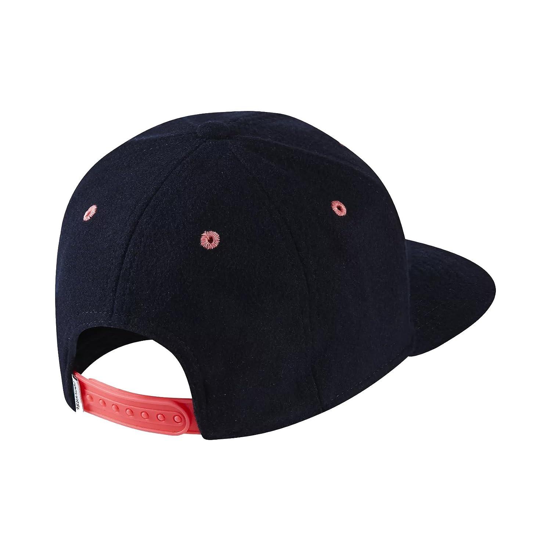Amazon.com  Converse Boy`s Chenille C Adjustable Snapback Hat (Midnight  Navy(10006302-439) Pink a5eec6562caa