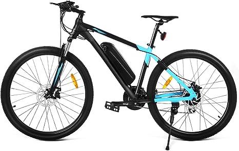 28 pulgadas 250 W/350 W 24 velocidad bicicleta hombre eléctrica ...