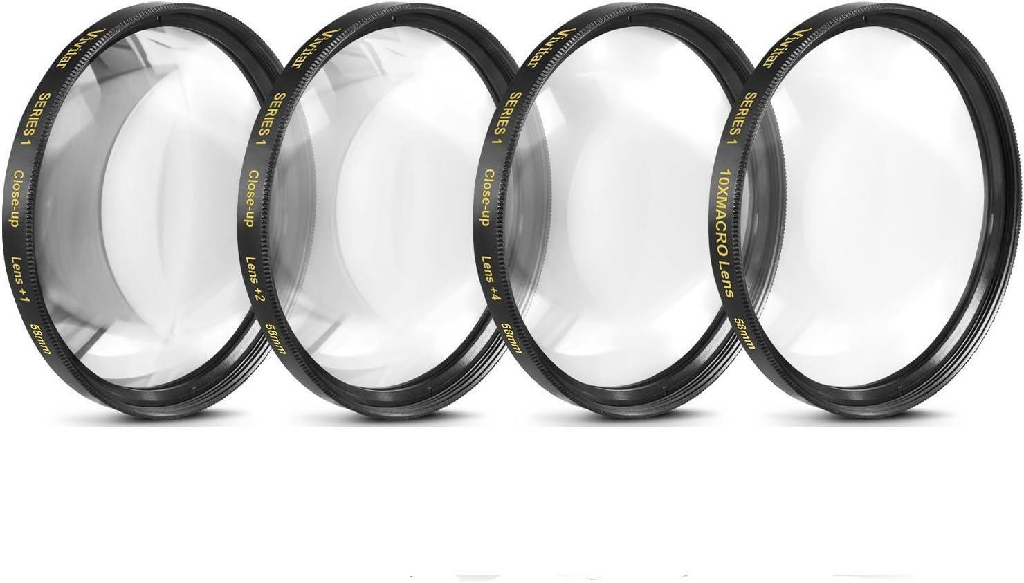 C-PL For Fujifilm XC 50-230mm f//4.5-6.7 OIS Circular Polarizer Multicoated Multithreaded Glass Filter 58mm