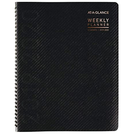 Amazon.com: AT-A-GLANCE 70957X0520 2019-2020 - Agenda ...