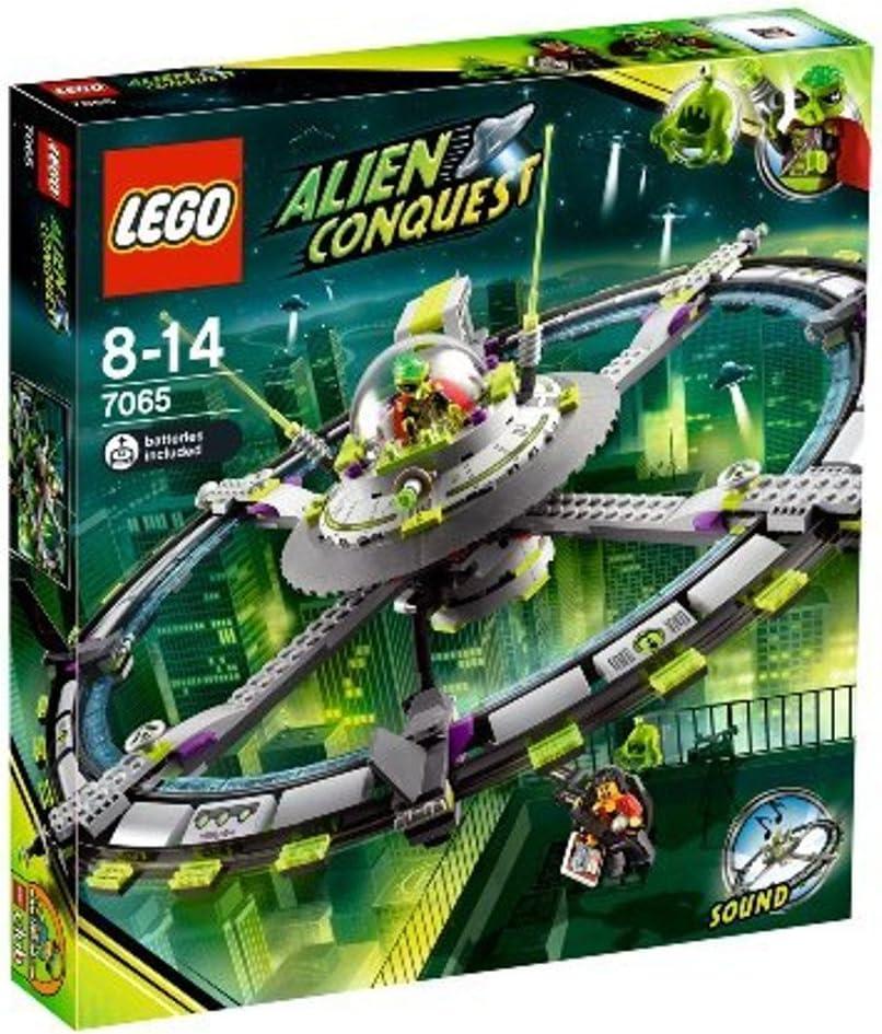 LEGO Bauanleitung Instruction  Alien Conquest 7051