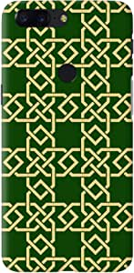 Stylizedd OnePlus 5T Slim Snap Basic Case Cover Matte Finish - Arab Links