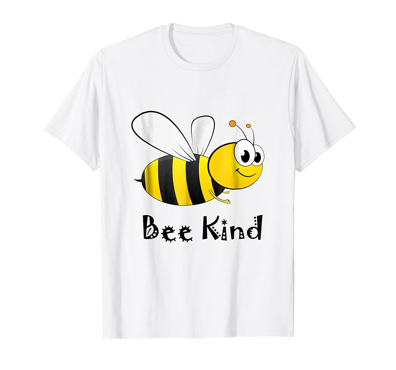 Bee Kind Bumblebee T shirt-Teesml