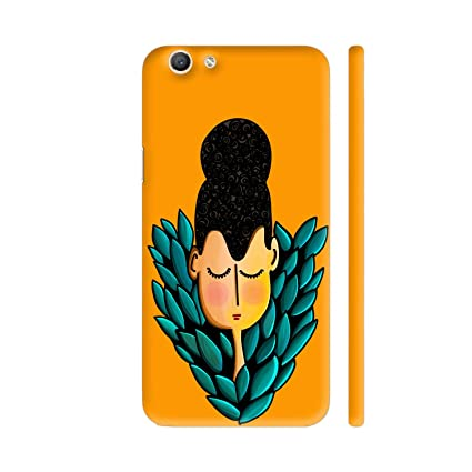 52830f2e3 Colorpur Peace in Meditation Printed Back Case Cover  Amazon.in  Electronics