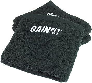 Gesicht Panda Head On Black Soft Large Hand Towel- Mehrzweck-Badet/ücher f/ür Hand Fitness und Spa IMERIOi Handtuch