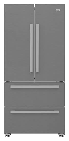 Beko GNE60530X Independiente 508L A++ Acero inoxidable ...
