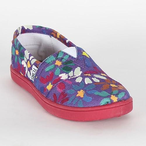 Toms Seasonal Classic 12002C13 - Alpargatas de Lona para niña, Color, Talla 39: Amazon.es: Zapatos y complementos
