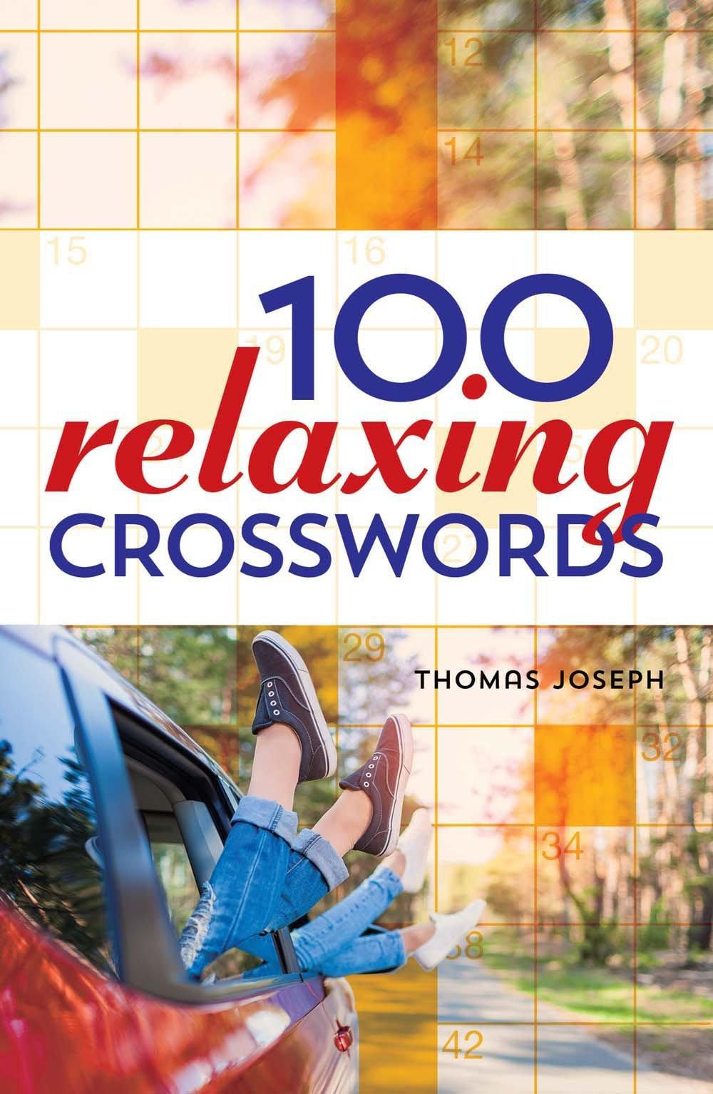 100 Relaxing Crosswords pdf