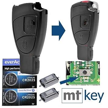 Llave de Coche SmartKey mando a distancia emisor 2 botones ...
