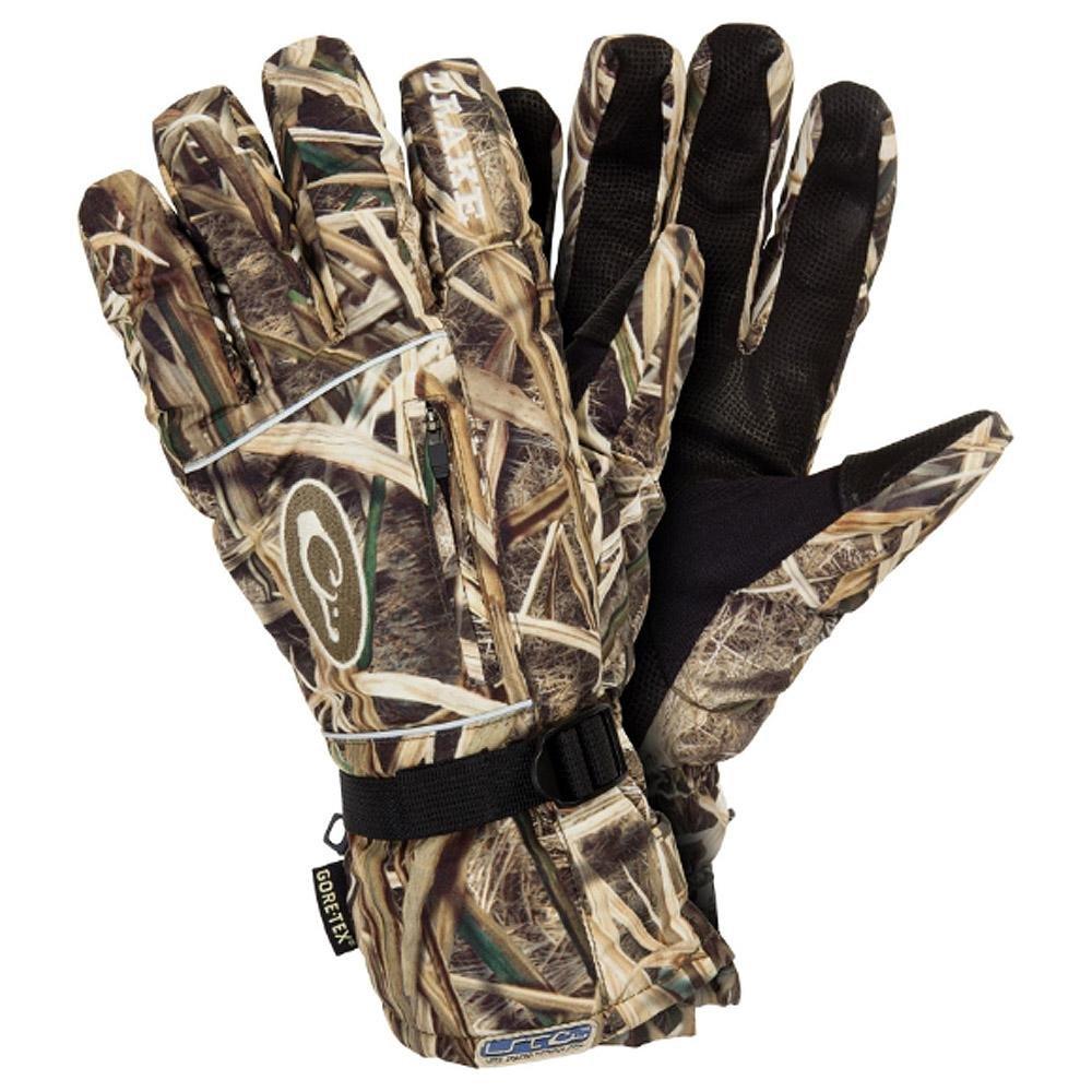 Drake LST Refuge Gore-Tex Glove (S/Shadow.Grass.Blades) DW4502-013 by Drake
