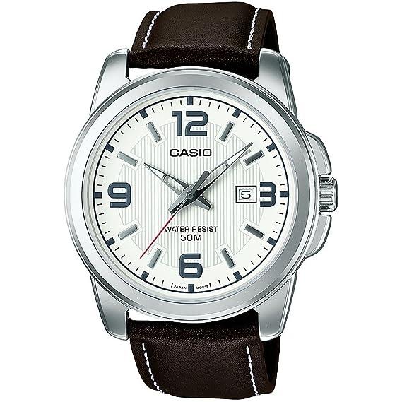1f9086275ad5 Casio Reloj de Pulsera MTP-1314PL-7AVEF  Amazon.es  Relojes
