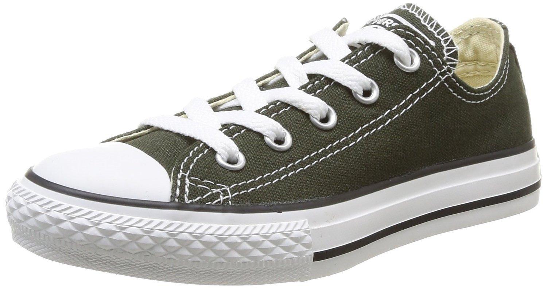 Converse - CONVERSE Ctas Season Ox Shoes First Steps ', Baskets mode mixte  enfant - Vert (Dark Green) - 25: Amazon.co.uk: Kitchen & Home