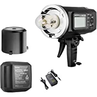 Godox AD600 TTL Battery Flash with Bowens TTL Attachment for Canon Nikon and Sony Built-in 500 Full Power AD600 TTL Lamps