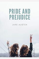 Pride and Prejudice (Illustrated) Kindle Edition