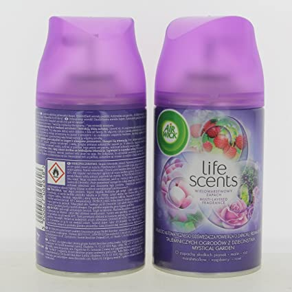 Air Wick 5900627062618 250ml Violeta ambientador y dispensador automático - Ambientadores y dispensadores automáticos (250
