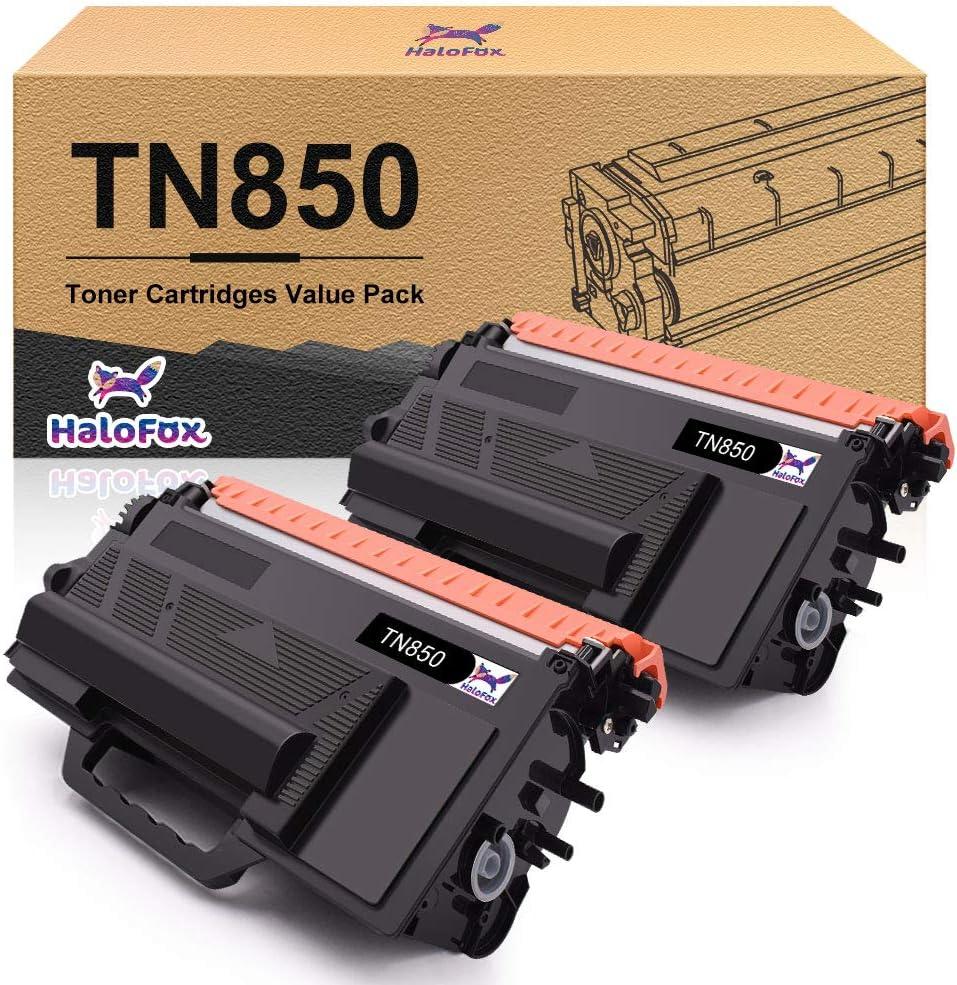 Toner para Brother TN850 TN 850 TN-850 HL-L6200DW(Negro)2un