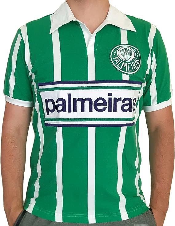 Camisa Retro Palmeiras 1994 Bi Campeão Brasileiro Oficial