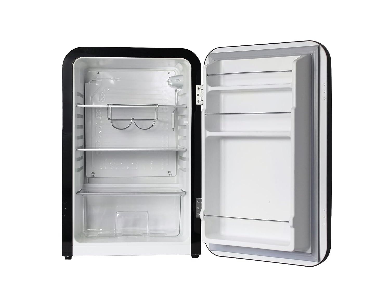 Bomann Retro Kühlschrank Rot : Vintage industries kompakt retro kühlschrank kingston in