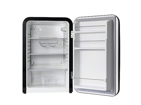 Kleiner Vintage Kühlschrank : Vintage industries kompakt retro kühlschrank kingston in