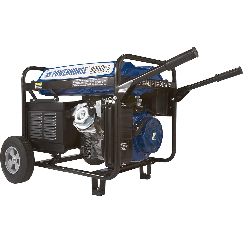 Amazon Powerhorse Portable Generator 9000 Surge Watts 7250