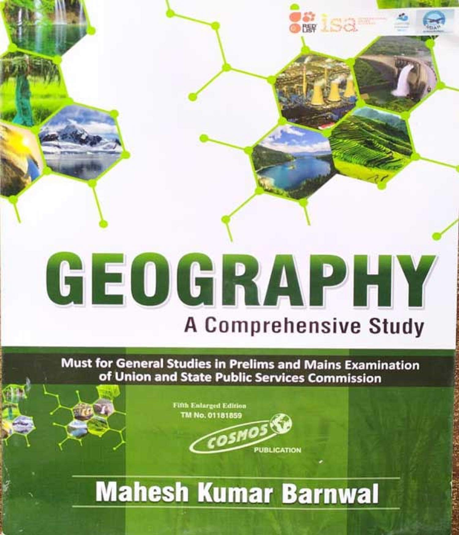 UPPSC PCS Books for Indian and World Geography