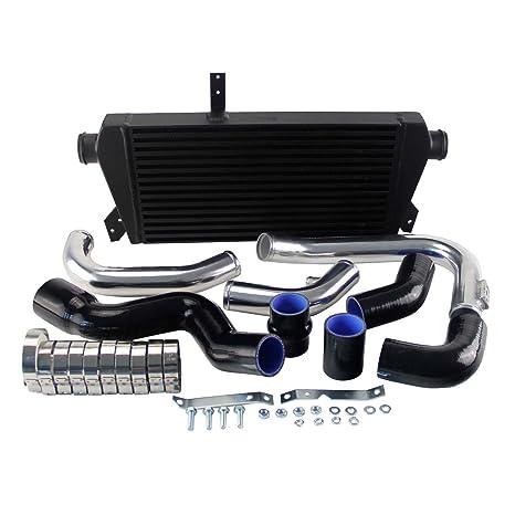 Actualización delantera Intercooler Kit de montaje para Audi A4 1.8T Turbo B6 QUATTRO
