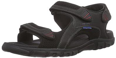 Geox Men's U S.Strada WF C Sandals