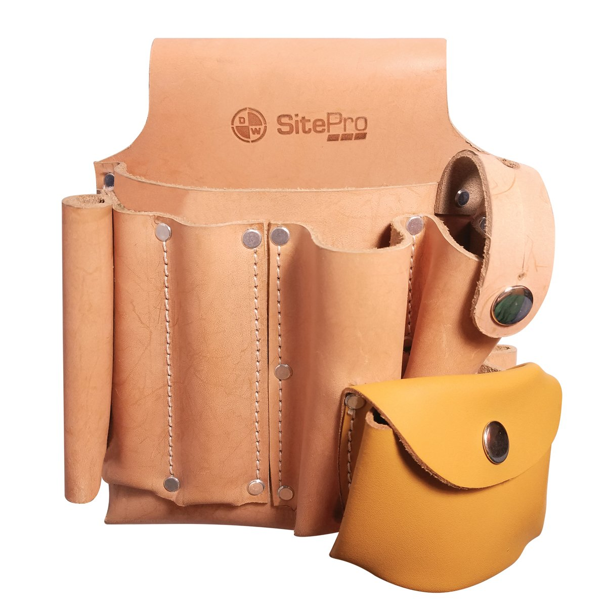 SitePro 10109 9-Pocket Professional Contractor Tool Pouch