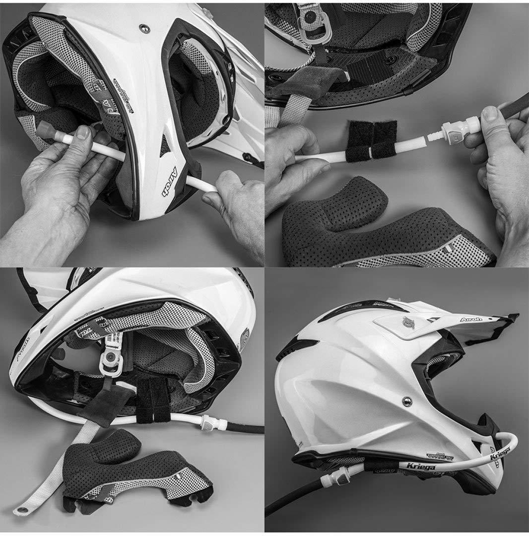 Kriega Hands-Free Motorcycle Hydration Tube