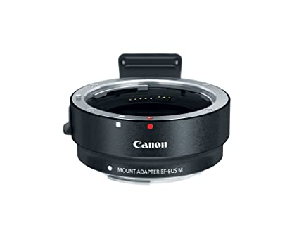 Review Canon EOS M Mount