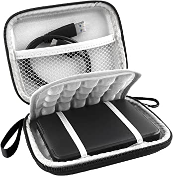 EVA Hard Case for 2.5 WD Western Digtal My Passport External Portable hard Drive