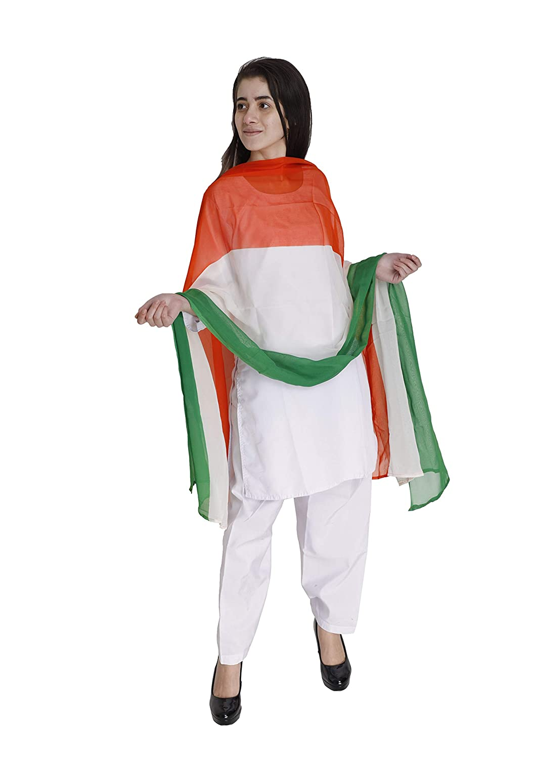 Best Tricolour Dupatta Independence Day Special 2021