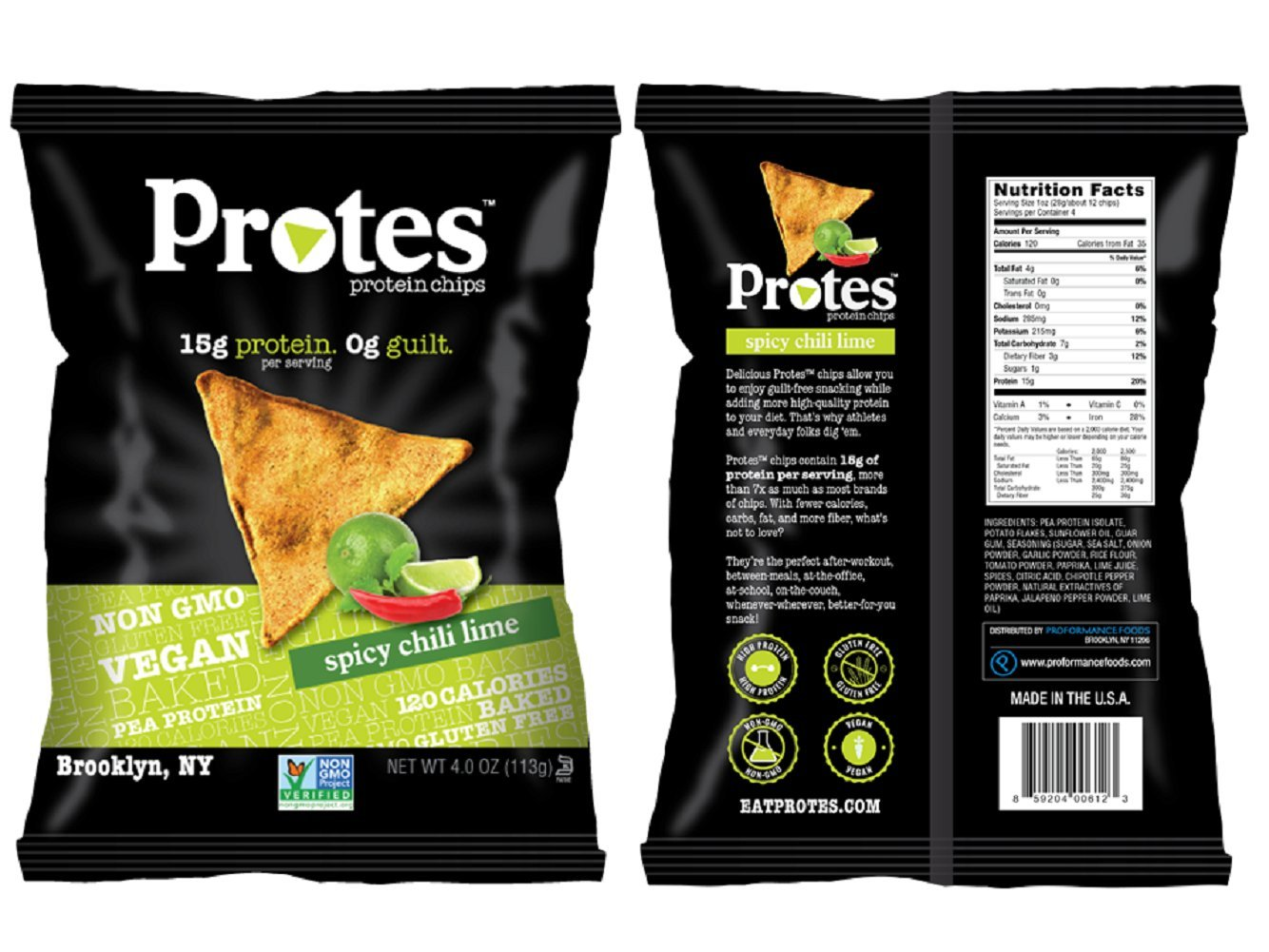 Amazon.com: Protes Protein Chips Variety Pack - Toasted Coconut, Tangy Southern BBQ, Spicy Chili Lime and Zesty Nacho - High Protein, Low Carb, Vegan, ...