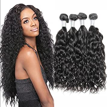 Amazon 7a mink brazilian virgin hair wet and wavy 4 bundles 7a mink brazilian virgin hair wet and wavy 4 bundles 400glot water wave ocean pmusecretfo Images