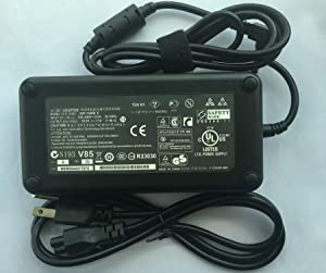 New 19.5V 7.7A 150W ADP-150NB AC Adapter Charger for Asus G53 G53S G53Sx G53SW G71G G71GX G71V G72GX G73 G73J G74SX G51JX-3D G51Jx-a1 G51Vx-rx05 L5800GX Laptop Power Cord