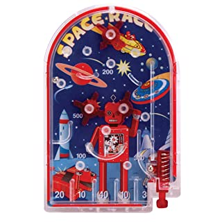 Schylling Space Race Pinball Toy