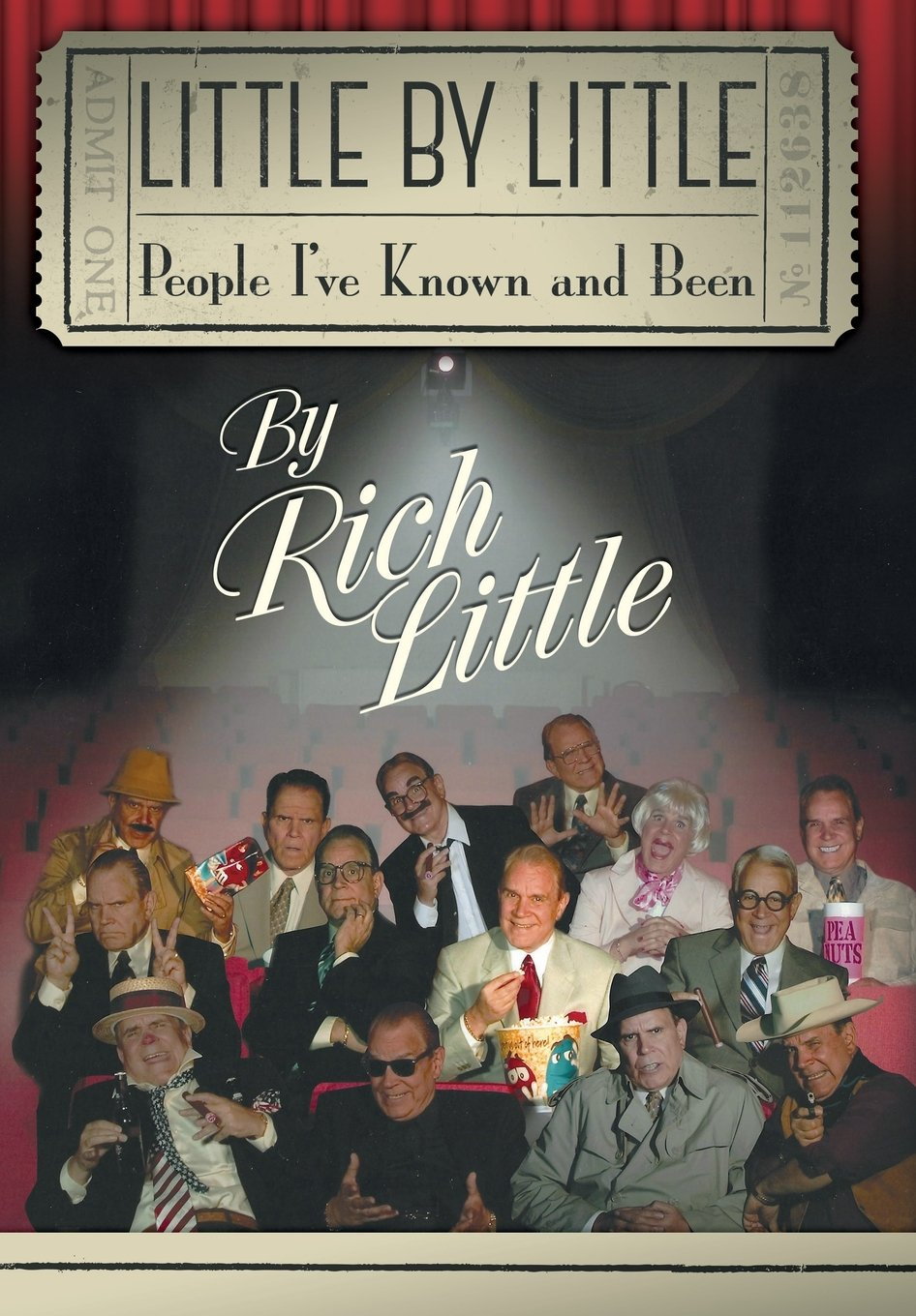 Read Online Little by Little: People I've Known and Been PDF