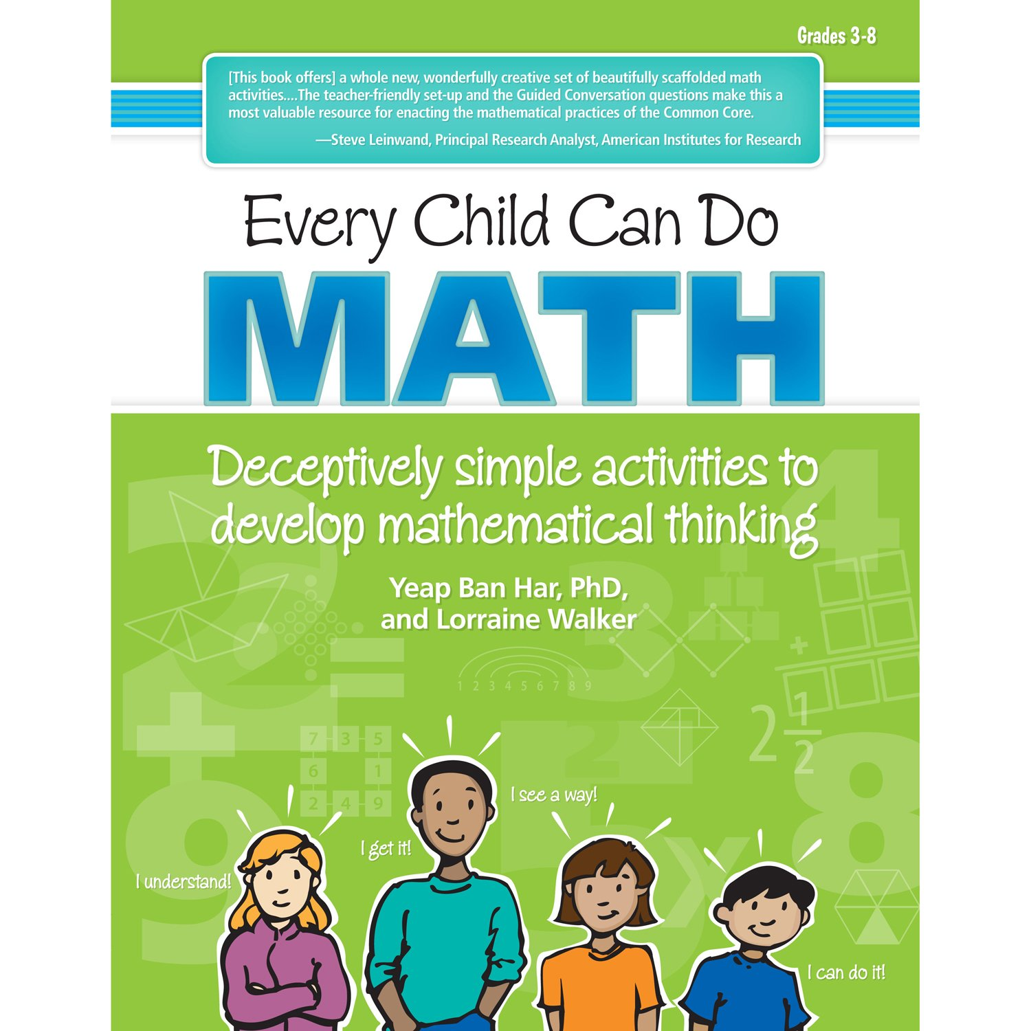 Essential Learning Products Every Child Can Do Math
