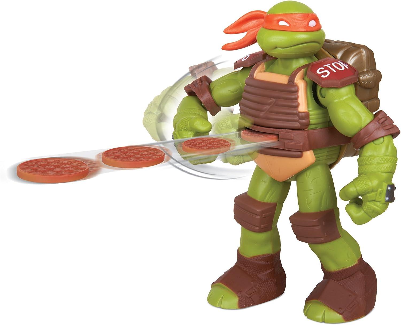 Teenage Mutant Ninja Turtles Flinger Mike Action Figure
