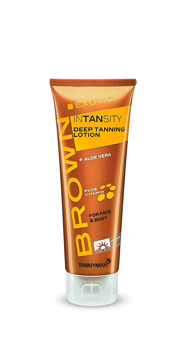 Tannymaxx Exotic Intansity Deep Tanning Lotion 125 ml 0101010000