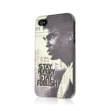 Muvit Carcasa Trasera Muhammad Ali Apple iPhone 4, 4S