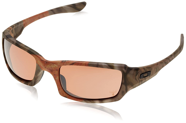Oakley Herren OO9238 Fives Squared Rechteckig Sonnenbrille