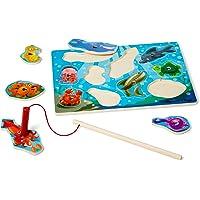 Melissa & Doug Fishing Magnetic Puzzle Game Deals