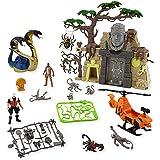 Animal Planet Giant Cobra Snake Playset