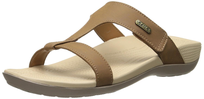 7422743991270 Crocs Women s Ella Comfortpath Sandal